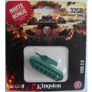 Kingston DataTraveler TANK